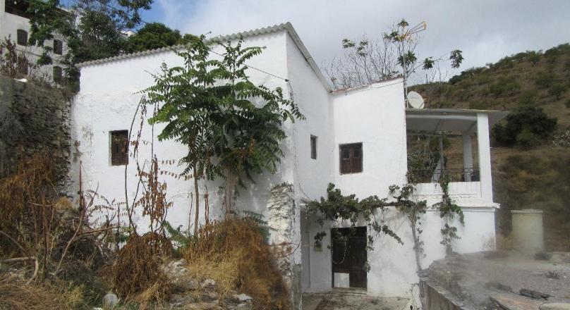 C0478 - House in ruins in Albondón