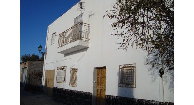 C0386 - Village house in Albondón