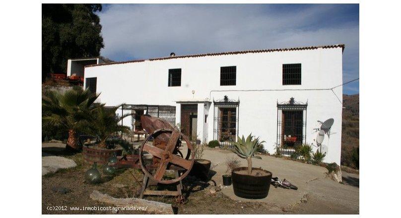 CJ227 - Cortijo near Albondón - Granada
