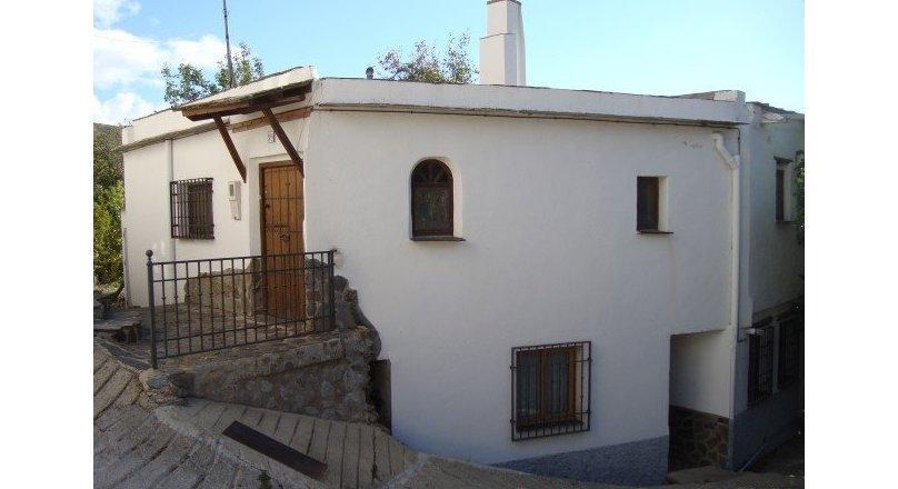 C0454 - Mecina Bombaron Village house