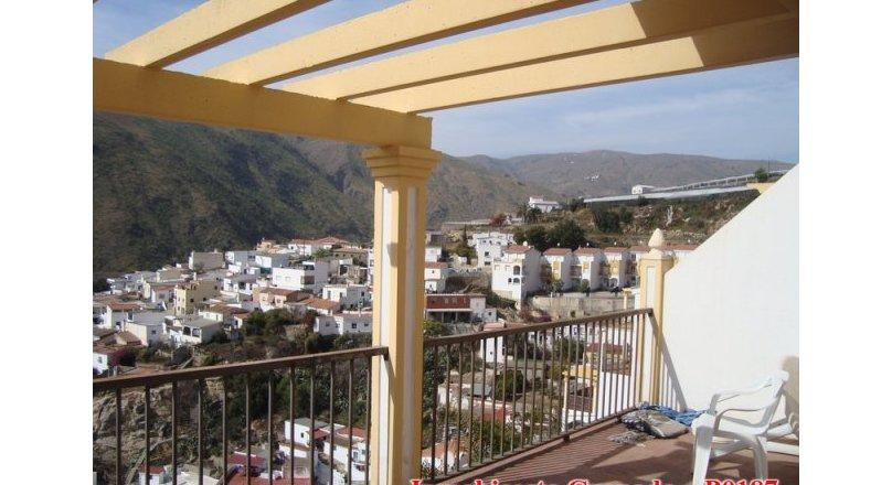 P0187 - Apartment in Albuñol with swimming pool