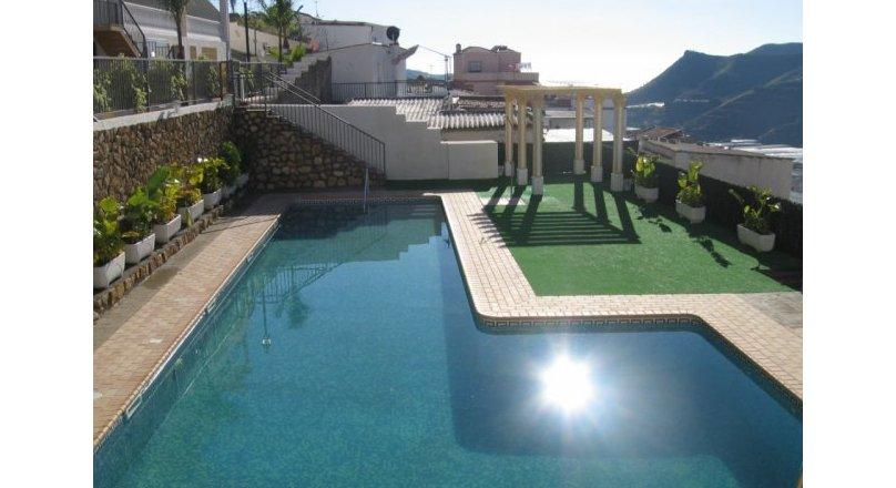 P0159 - Apartment in Albuñol with swimming pool