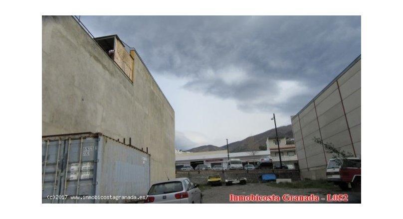 L052 - Commercial Plot in Albuñol